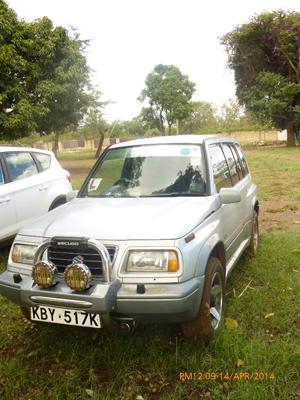 Nuovo veicolo per Villaggio Santa Clara